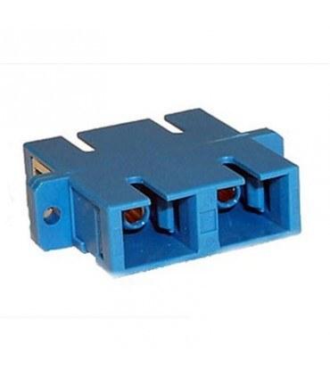 تصویر آداپتور فیبر نوری SC SM داپلکس Adapter SC SM Duplex
