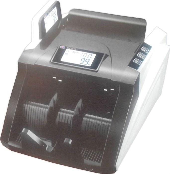 تصویر دستگاه اسکناس شمار اس ام بی مدل 2010 اسکناس شمار اس ام بی SM2010 Money Counter