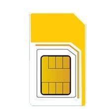 Irancell TD-LTE Sim Card