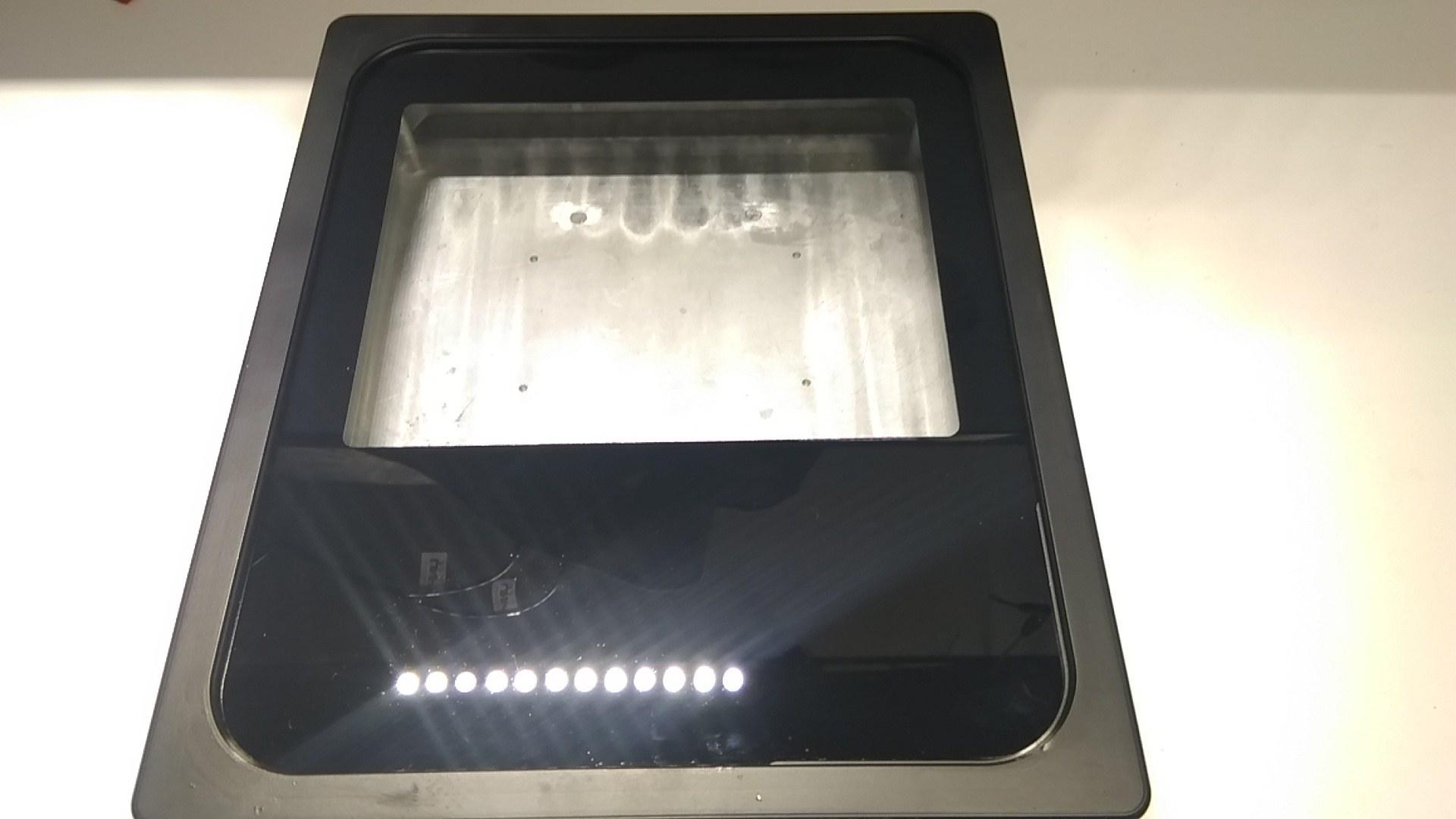 تصویر بدنه کامل پروژکتور ال ای دی 50-70 وات