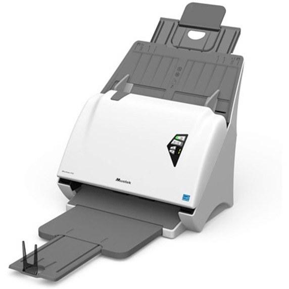 تصویر اسکنر  ماستک مدل  iDocScan P70 Mustek iDocScan P70 Scanner