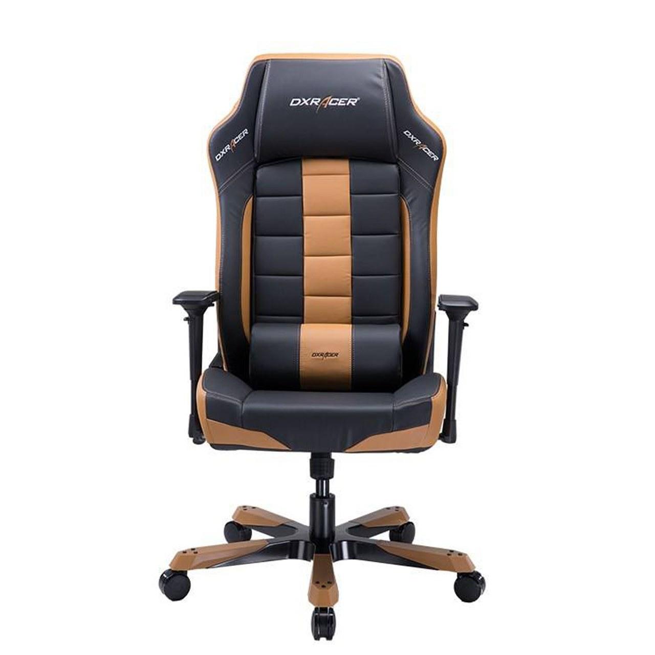 main images صندلی گیمینگ سری باس مشکی نسکافه ای  BF120/NC