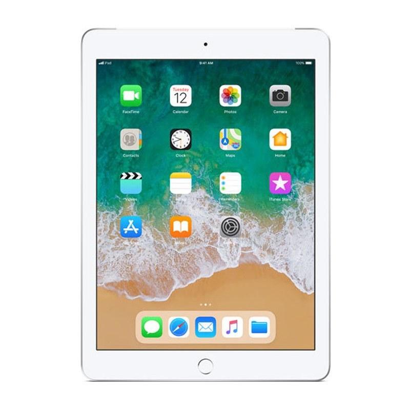 آیپد نسل ششم 128 گیگابایت سلولار خاکستری | iPad (6th Gen) 128GB WiFi/4G - Space Gray