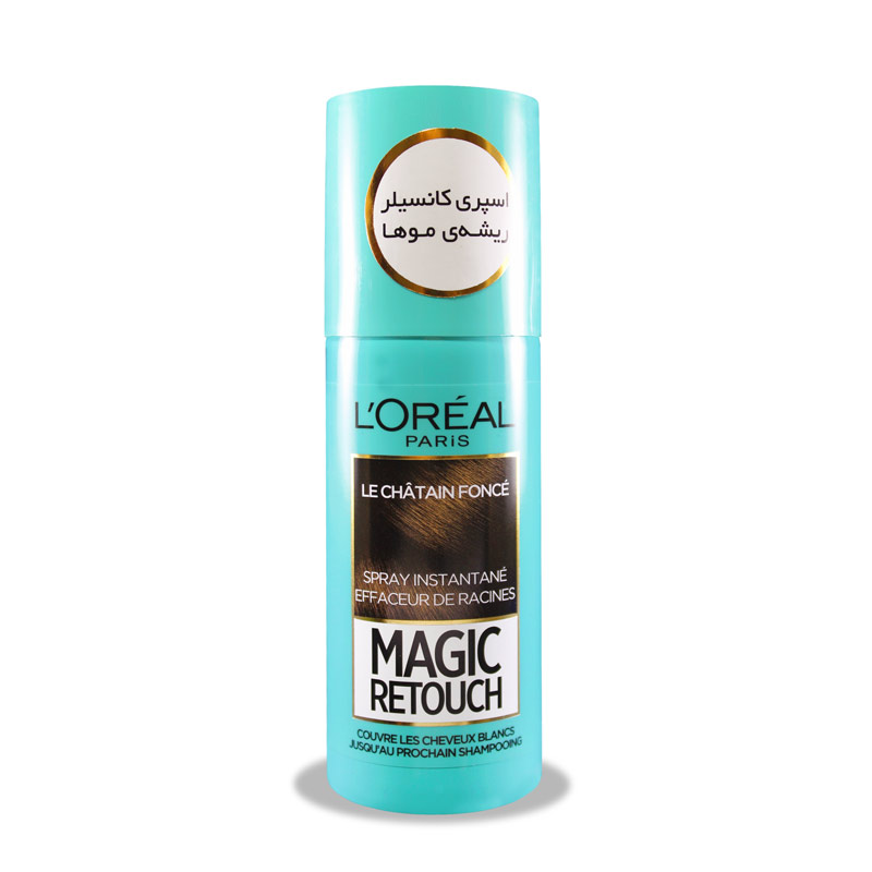 اسپری کانسیلر مجیک ریتاچ لورال Loreal Magic Retouch