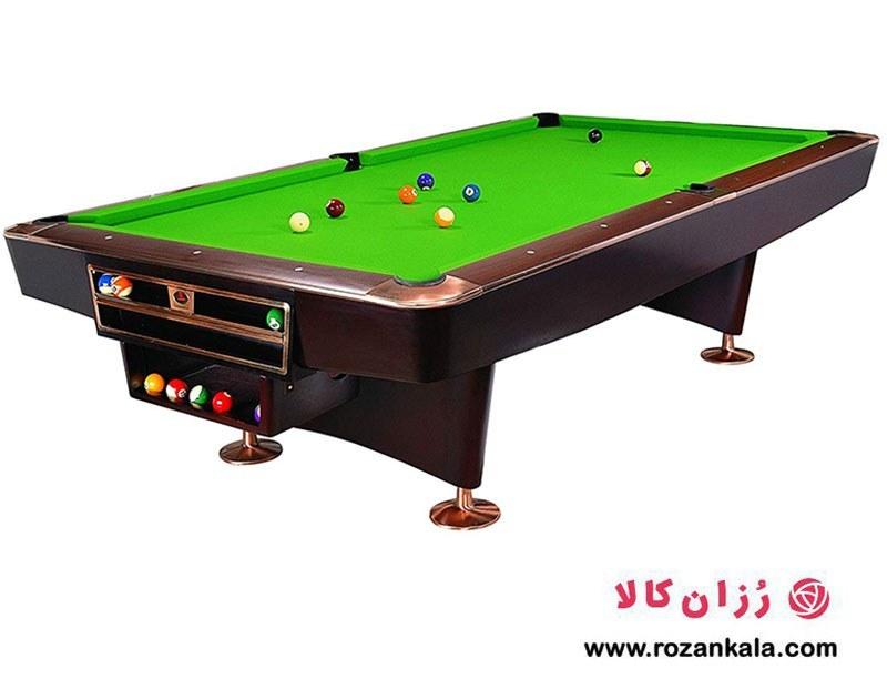میز بیلیارد ۹ فوتی    Wiraka pool table Queen |