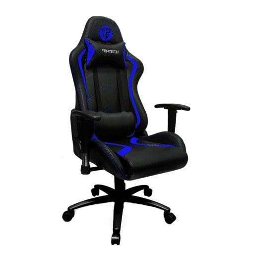 تصویر صندلی گیمینگ فن تک آبی  Fantech  ALPHA GC-181 BLUE