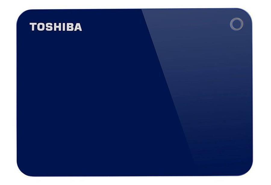 تصویر هارد اکسترنال توشیبا مدل Canvio Advance ظرفیت 2 ترابایت Toshiba Canvio Advance External Hard Drive 2TB