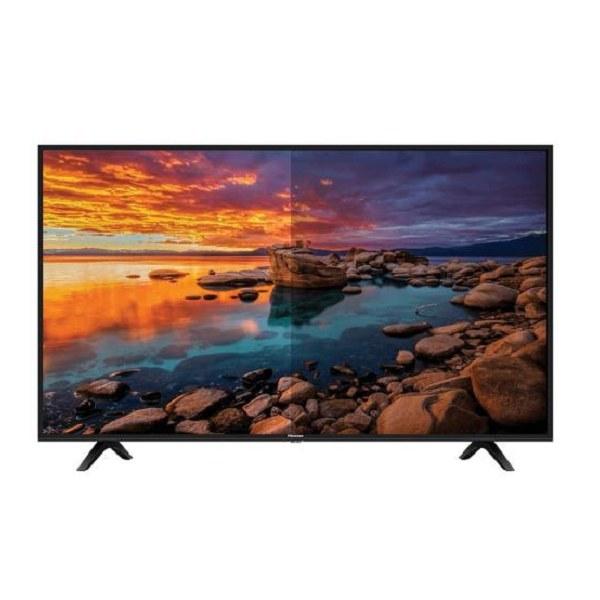 تصویر تلویزیون ال ای دی هایسنس 50A6101UW Ultra HD - 4K