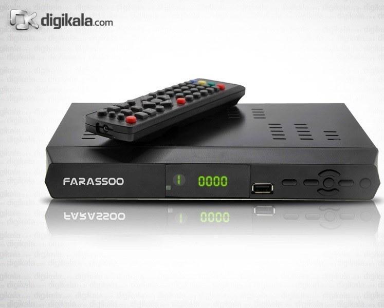 تصویر Farassoo FDR-211 DVB-T Farassoo FDR-211 DVB-T
