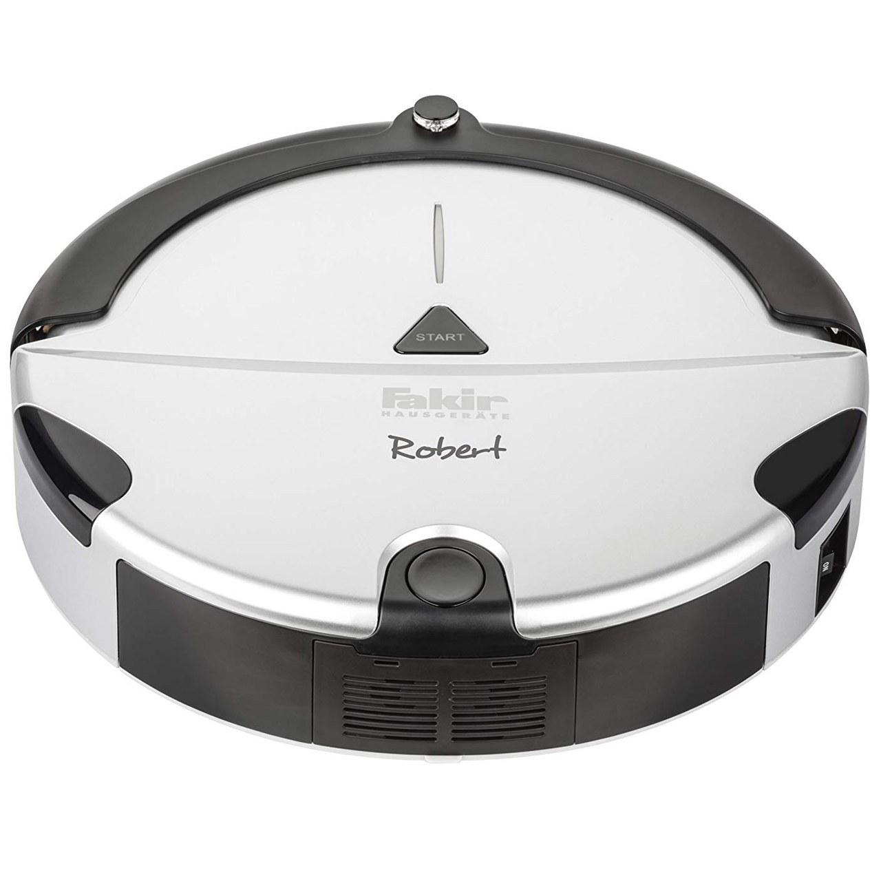 جارو برقی رباتیک فکر مدل Robert