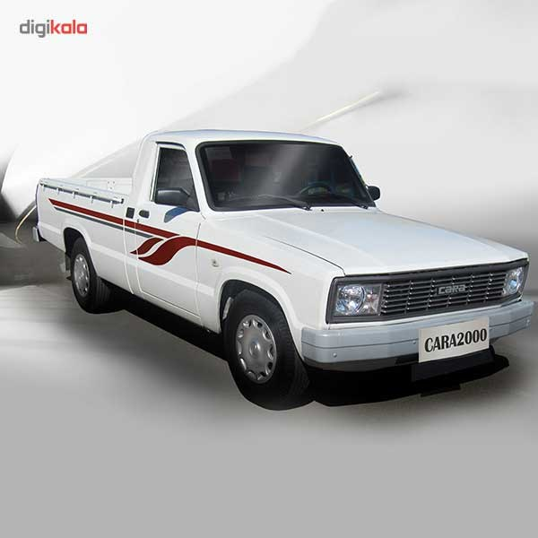img خودرو مزدا Cara 2000 وانت دنده ای سال 1395