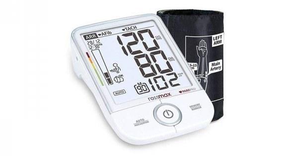 عکس فشارسنج بازویی رزمکس Upper arm Blood Pressure Monitor X9 فشارسنج-بازویی-رزمکس