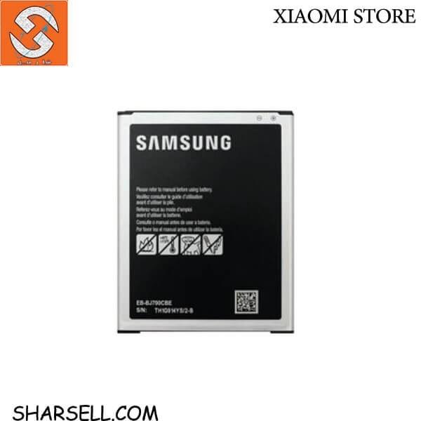 عکس باتری موبایل اورجینال سامسونگ مدل Galaxy J7 Galaxy J7 Moblie Phone Battery Orginal باتری-موبایل-اورجینال-سامسونگ-مدل-galaxy-j7