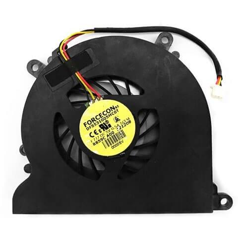تصویر فن خنک کننده سی پی یو لپ تاپ دل مدل 1510