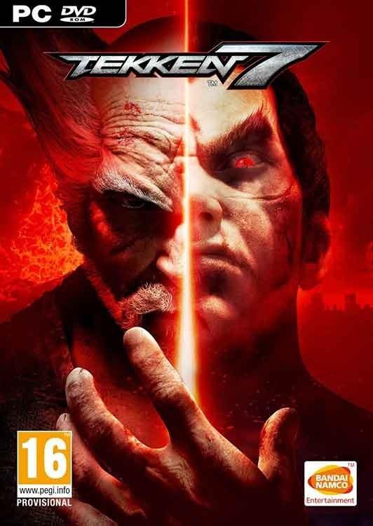 تصویر خرید بازی تیکن ۷ – TEKKEN 7 Ultimate Edition برای کامپیوتر