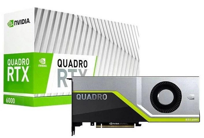 کارت گرافیک پی ان وای مدل NVIDIA Quadro RTX ۶۰۰۰