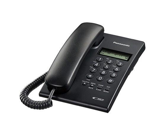 تصویر تلفن رومیزی پاناسونیک مدل KX-TSC60SX