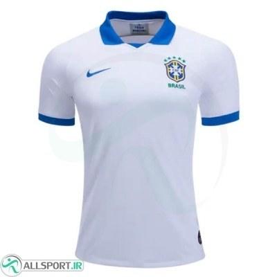 پیراهن دوم برزیل Brazil 2019-20 Away Soccer Jersey