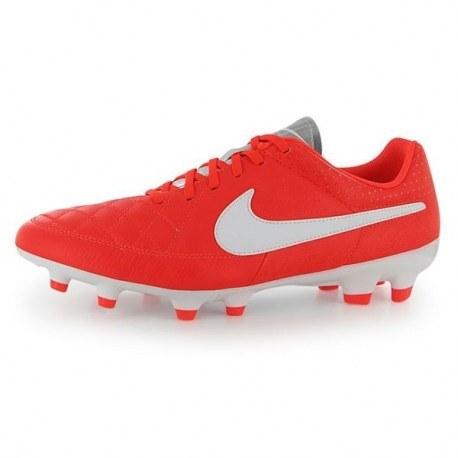 کفش فوتبال نایک تمپو جنیو Nike Tiempo Genio Leather FG 631282-810