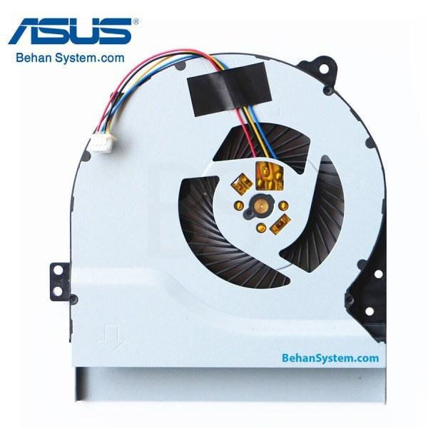 تصویر فن پردازنده لپ تاپ ASUS مدل K552 چهار سیم / DC05V