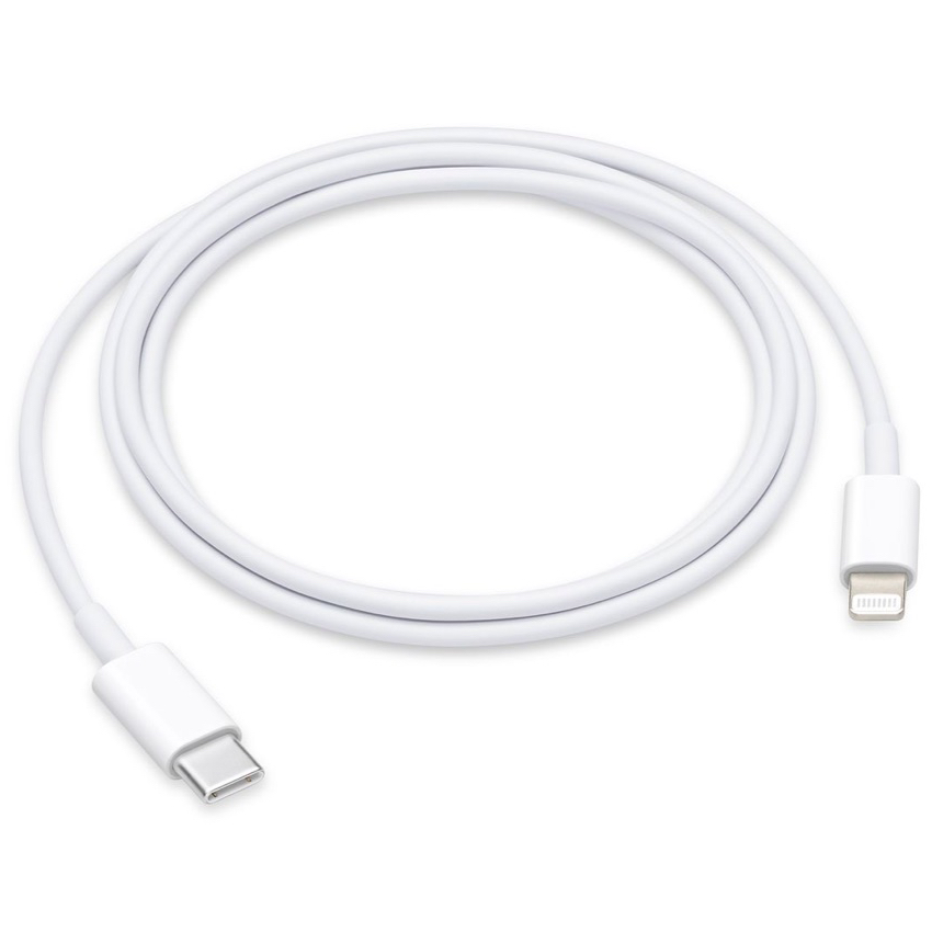 main images کابل اصلی تایپ سی به لایتنینگ اپل Apple USB-C To Lightning Cable Apple USB-C To Lightning Cable 1m