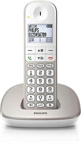 تصویر تلفن بی سیم فیلیپس XL4901S