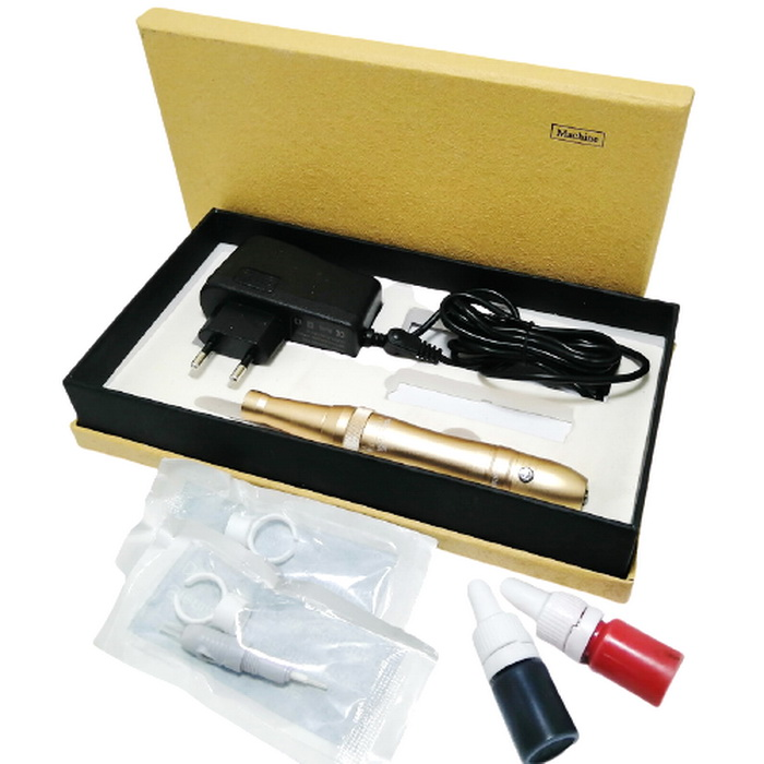 تصویر دستگاه کارتریج پیچی طلایی