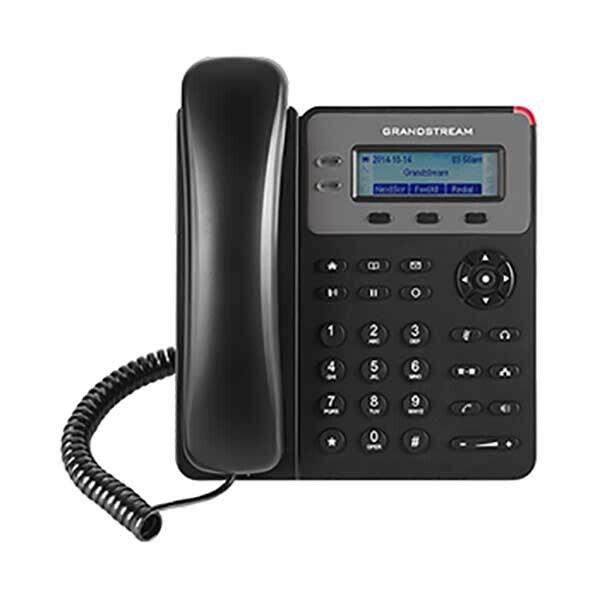 تصویر گوشی voip گرنداستریم مدل 1615 Grandstream voip phone model 1615
