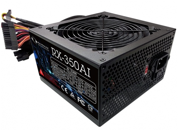 پاور ریدمکس RX-350AI Power Supply