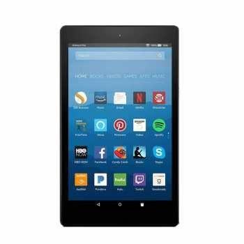 عکس تبلت آمازون مدل Fire HD 8 ظرفیت 16 گیگابایت Amazon Fire HD 8 16GB Tablet With Alexa تبلت-امازون-مدل-fire-hd-8-ظرفیت-16-گیگابایت