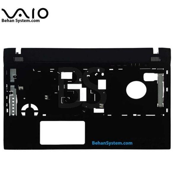 تصویر قاب دور کیبورد لپ تاپ Sony مدل SVE15