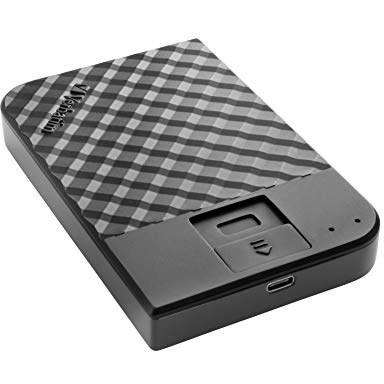 اثر انگشت Verbatim Secure HDD 2.5 2TB USB 3.1 25 ...