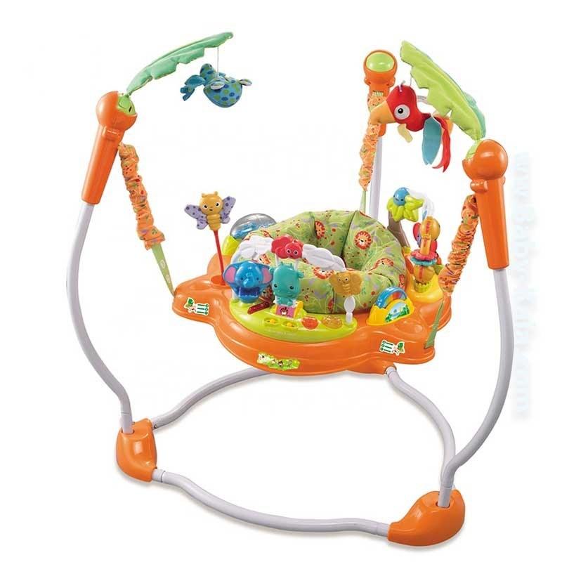 تصویر جامپر و دنیای بازی konig kids