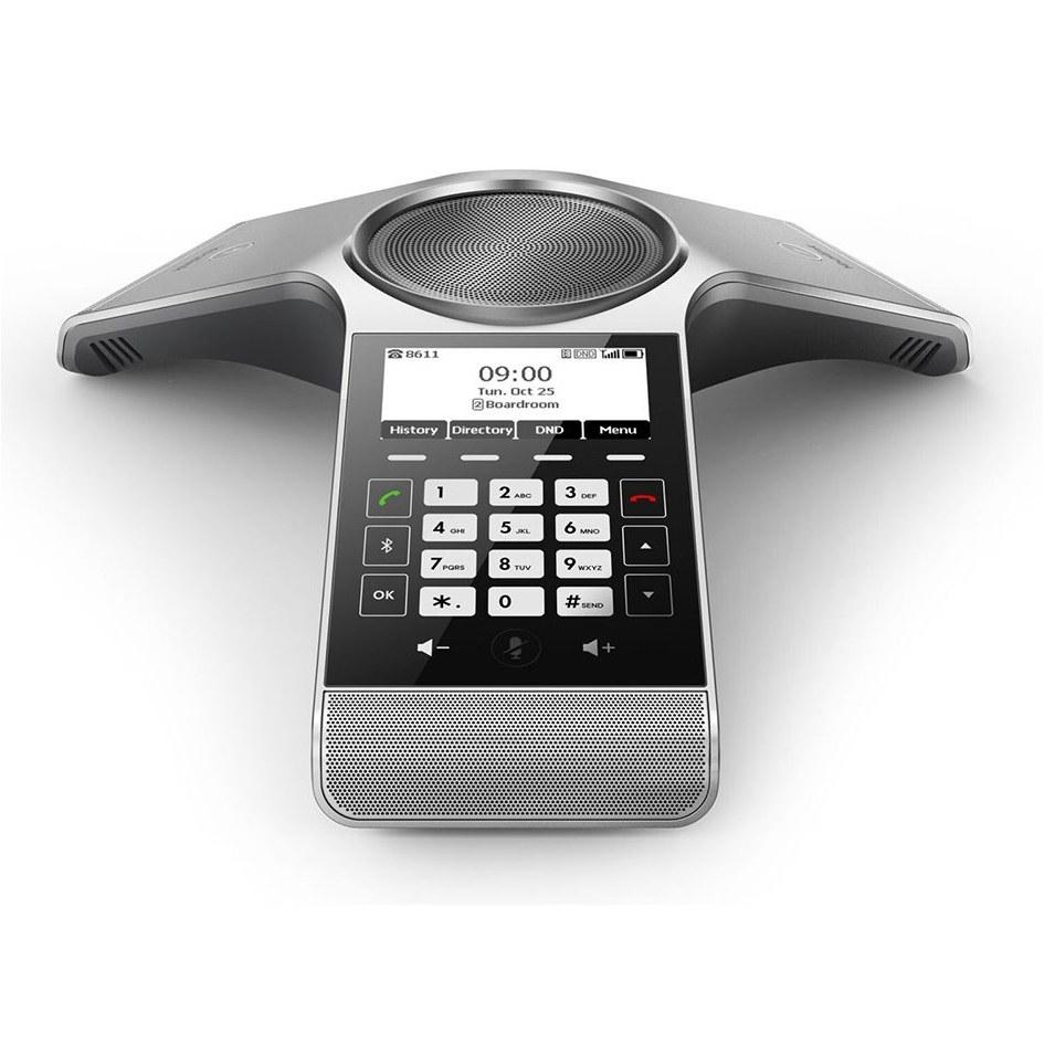تصویر تلفن تحت شبکه یالینک CP930 مدل کنفرانس - Yealink CP930 Conference Phone