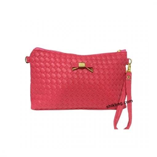 کیف آرایشی مدل ۷۵۶ (صورتی) | Makeup bag ix