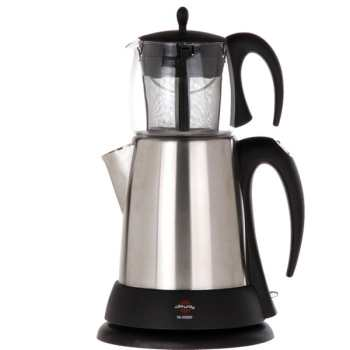 عکس چای ساز بخار (دم آور خودکار) پارس خزر TM-3000SP Pars Khazar TM-3000SP Tea Maker چای-ساز-بخار-دم-اور-خودکار-پارس-خزر-tm-3000sp