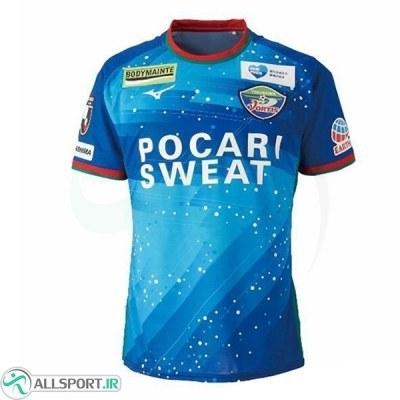 پیراهن اول توکوشیما Tokushima Vortis 2019-20 Home Soccer Jersey