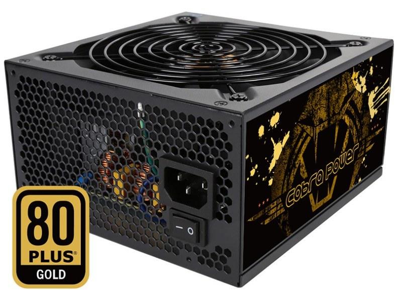 تصویر پاور ریدمکس RX-800AE-M Raidmax Cobra RX-800AE-M 80Plus Gold Full Modular Power Supply