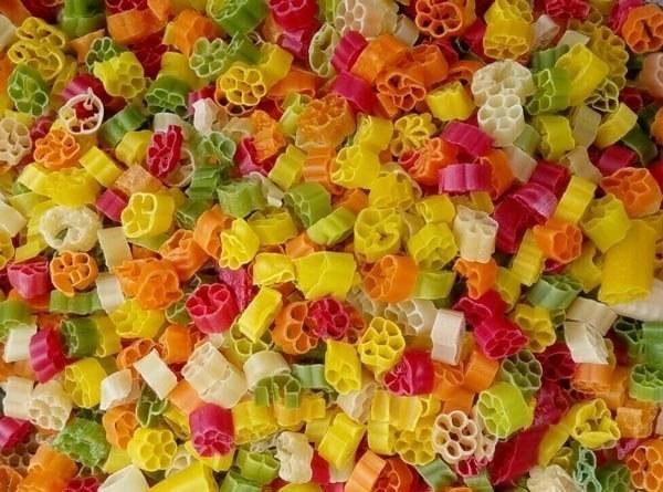 پفک هندی طرح گل