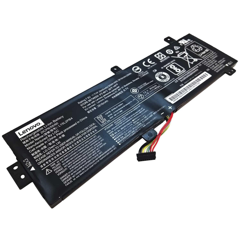 تصویر باتری اورجینال لپ تاپ لنوو Lenovo Ideapad 310 L15L2PB4 Lenovo Ideapad 310 L15L2PB4 Original Battery