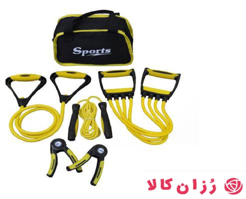 ست تمرین ورزشی آذیموس AZ ۶۰۵ | Azimuth  Sports Set AZ 605