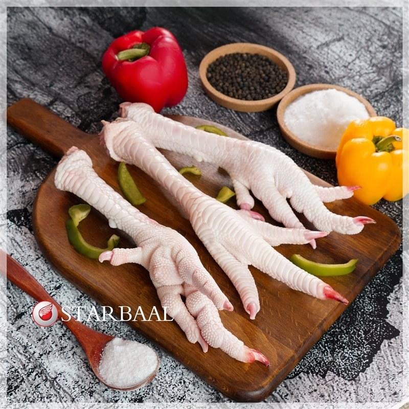 پای مرغ |