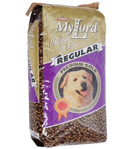 غذای خشک سگ دکتر آلدرز مدل Regular حجم 3 کیلوگرم