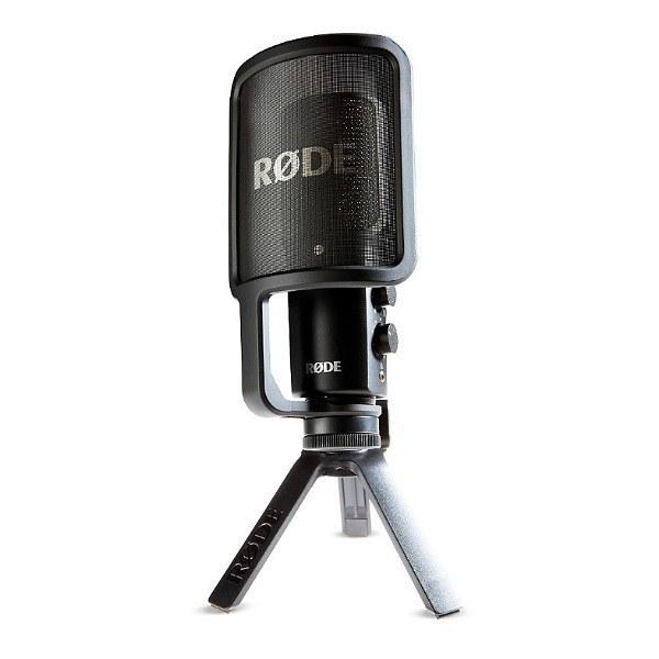 عکس میکروفون استودیویی رود Rode NT-USB USB Microphone  میکروفون-استودیویی-رود-rode-nt-usb-usb-microphone