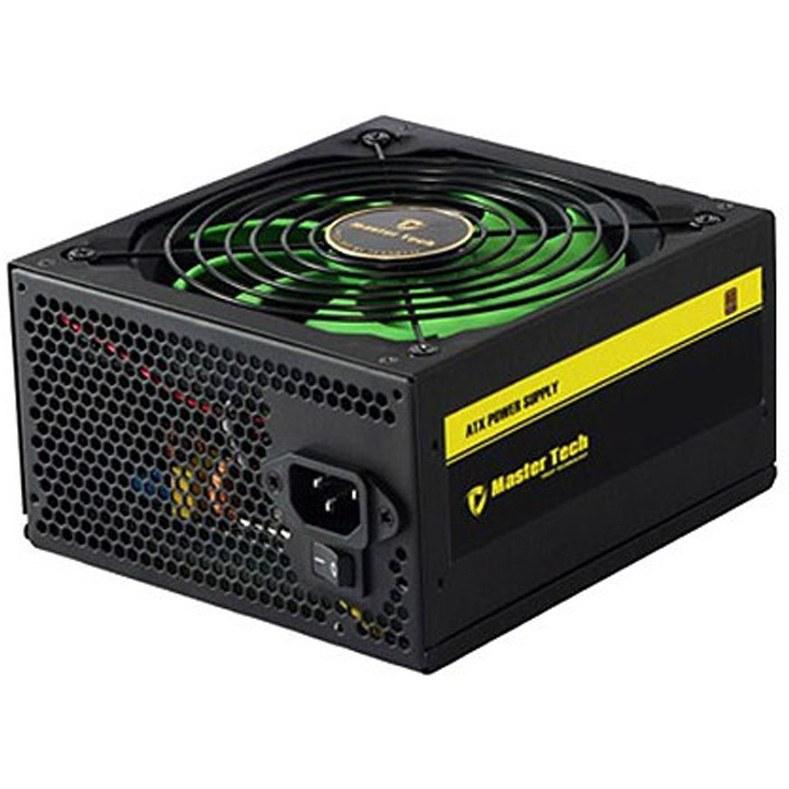 تصویر منبع تغذیه کامپیوتر مستر تک مدل TX380 80 PLUS Bronze Master Tech TX380 80 PLUS Bronze Power Supply