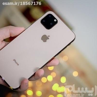 تصویر گوشی طرح اصلی Apple11pro maxحافظه 64گیگ