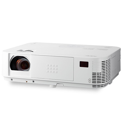 تصویر ویدئو پروژکتور ان ای سی NEC M363X