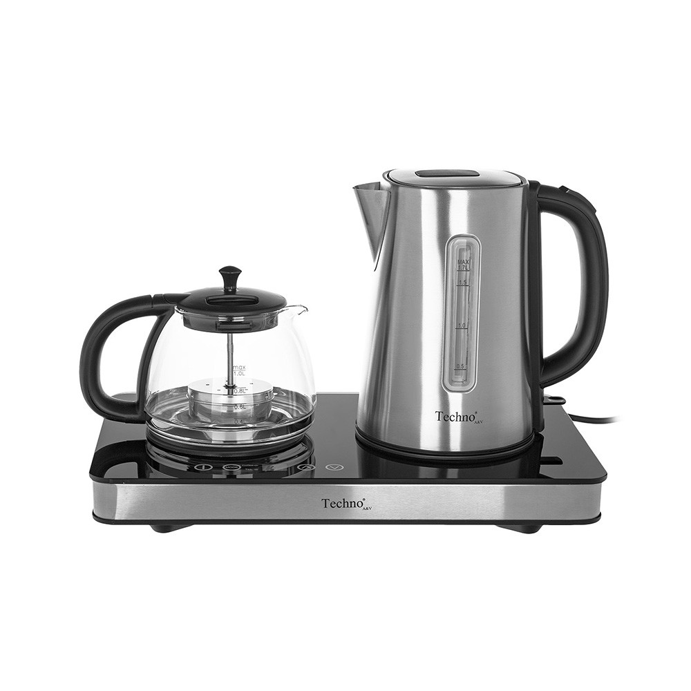 عکس چای ساز تکنو مدل Te-983 Techno Te-983 Tea Maker چای-ساز-تکنو-مدل-te-983