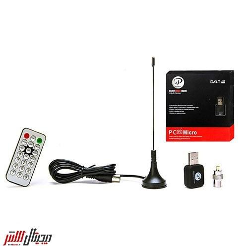 عکس گیرنده دیجیتال XP XP-DT1300 USB USB TV XP-DT1300 گیرنده-دیجیتال-xp-xp-dt1300-usb