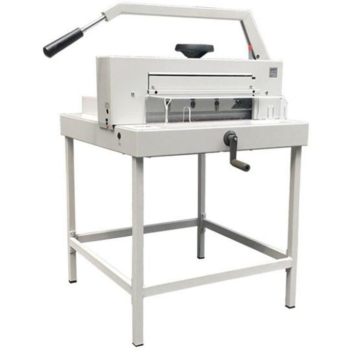 تصویر دستگاه برش کاغذ دستی مدل 480D سیسفورم ا Manual paper cutting machine model 480D Cisform Manual paper cutting machine model 480D Cisform